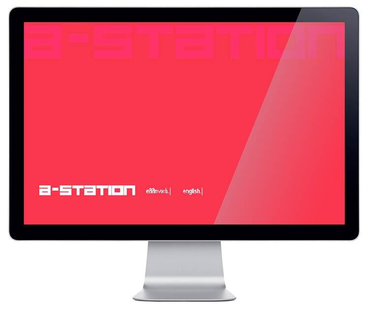 a-station website