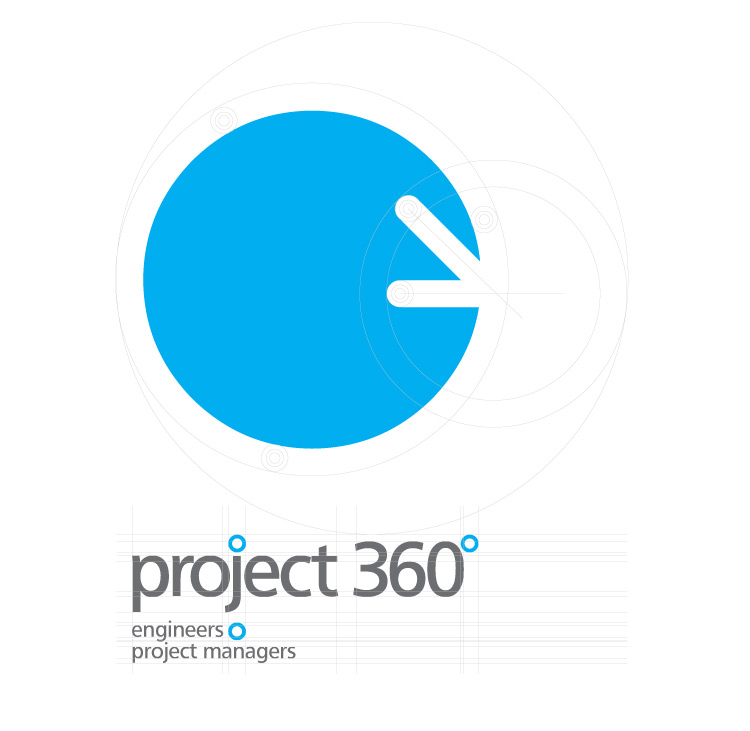 project 360 logo guides