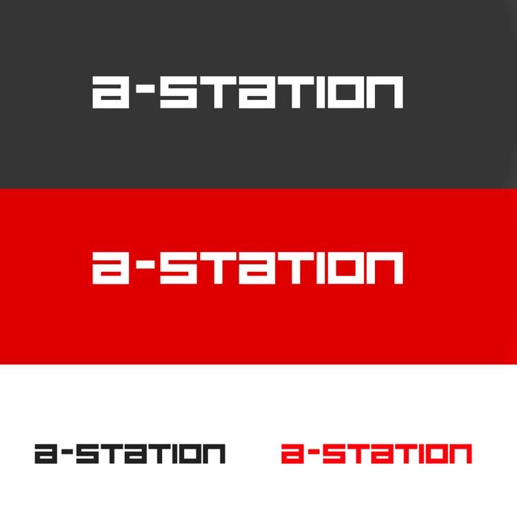 a-station Logo